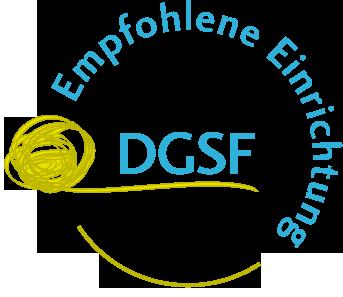 DGSF - Empfohlene Einrichtung